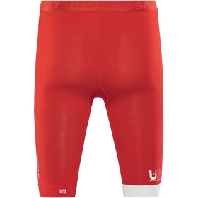 Compressport Trail Underwear Shorts Unisex Red
